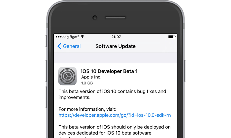 How to Update your iPhone to iOS 12 official update?