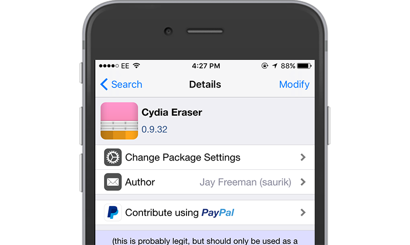 How to Restore iOS 9 2 – 9 3 3 To Factory Settings and Unjailbreak