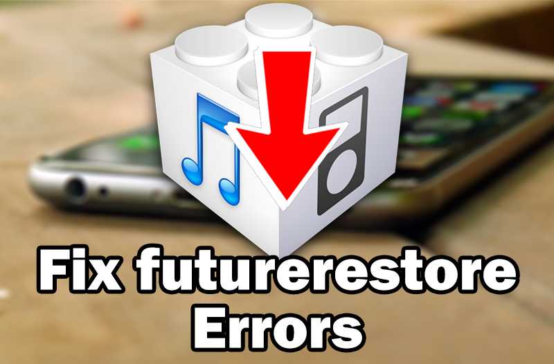 How to Fix Prometheus / futurerestore Errors and Frequently