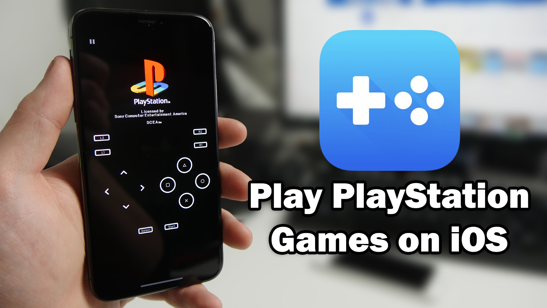 How To Play PlayStation Games on iOS 11 0 – 11 4 (No