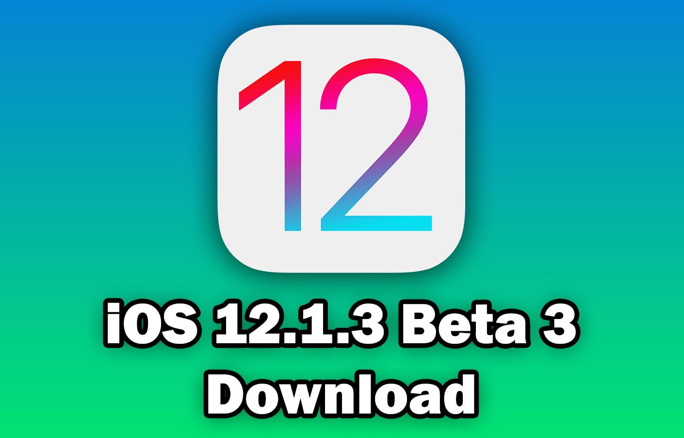 ios 7 beta 3 ipad mini download ipsw