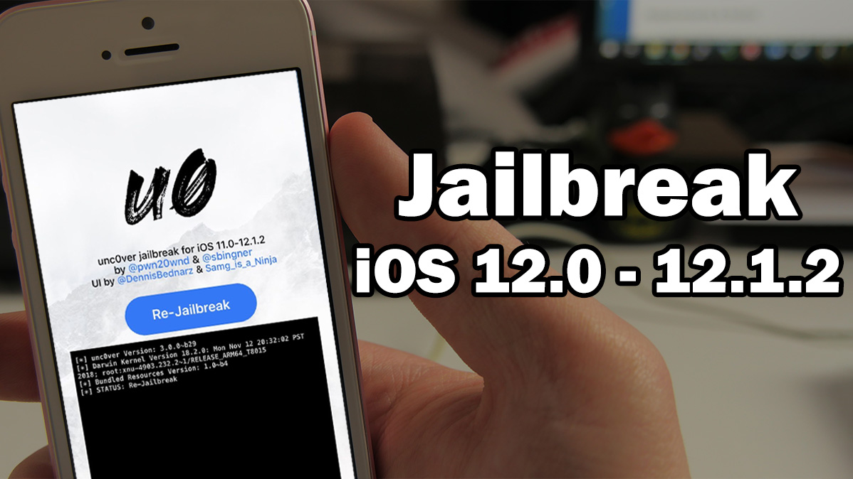 How to Jailbreak iOS 12 0 – 12 1 2 Using Unc0ver & Install