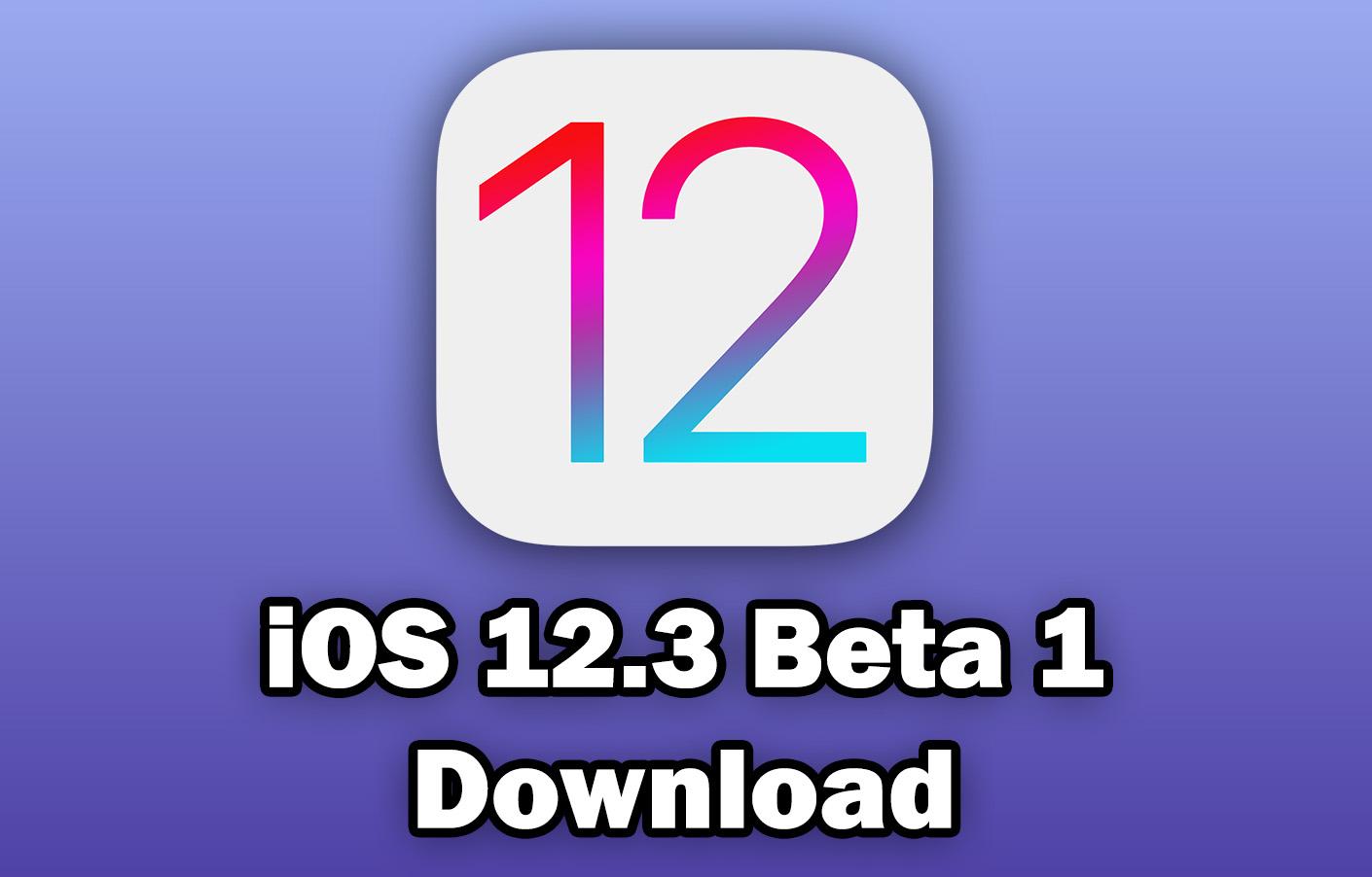 how to download ios 12.1.1 beta 3 ipsw