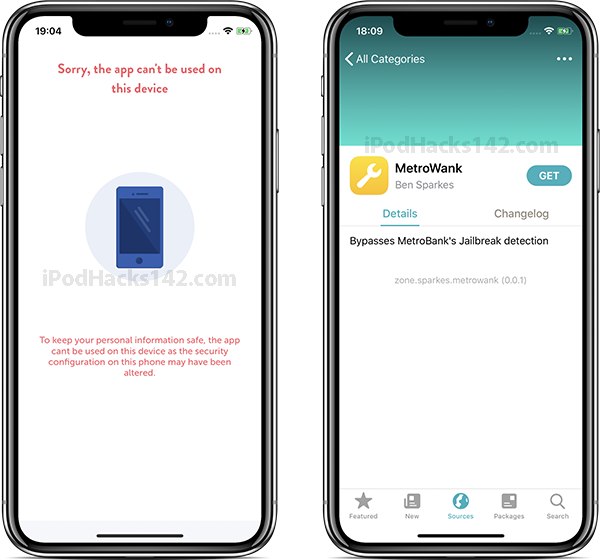 How to Bypass Jailbreak Detection on UK Banking Applications