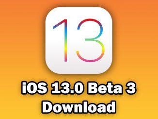 ios 13 beta ipsw download links for iphone
