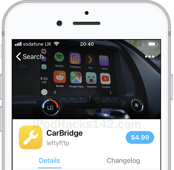 How to Use ANY App with Apple CarPlay – iPodHacks142